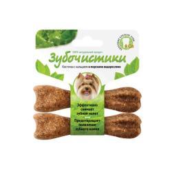 Косточка для собак мелких пород (с кальцием и морскими водорослями, 2 штуки)