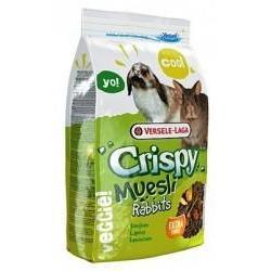 Корм для кроликов Crispy Muesli Rabbits, 1 кг