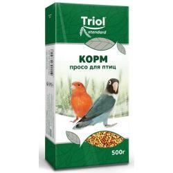 Корм для птиц Triol Просо, 500 г