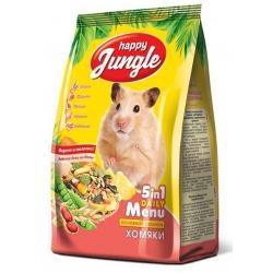 Корм для хомяков Happy Jungle, 400 г