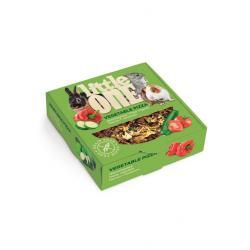 Пицца с овощами Vegetable pizza для всех видов грызунов, 55 г
