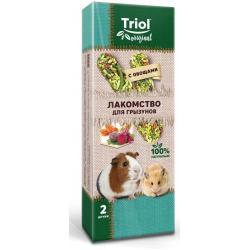 Лакомство для грызунов Triol Original с овощами