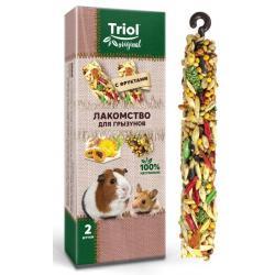 Лакомство для грызунов Triol Original с фруктами
