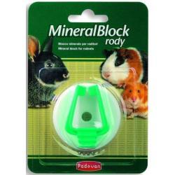 Минеральный камень для грызунов MineralBlock rody, 50 г