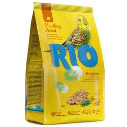 Корм для волнистых попугаев RIO в период линьки, 500 г