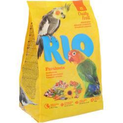 Корм для средних попугаев RIO (основной рацион), 1000 г
