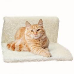 Гамак для кошек Triol на батарею, 46x30x25 см