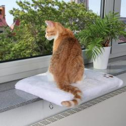 Лежак для кошки Trixie на подоконник, 51х36 см