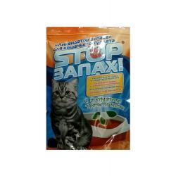 Ликвидатор запаха для кошачьих туалетов STOP запах!, 500 г