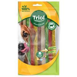 Лакомство для собак Triol Палочки микс (10 штук), 13 см