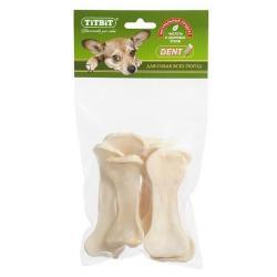 Лакомство для собак TiTBiT Косточка слоеная XXL (мягкая упаковка)