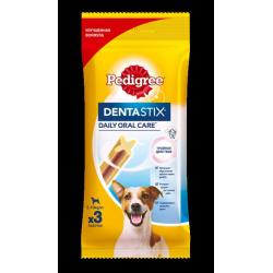 Пластинки для снятия зубного камня Denta Stix у мелких собак, 45 грамм