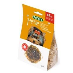 Мясное печенье для собак мелких пород TiTBiT Pene с морскими водорослями, 200 г